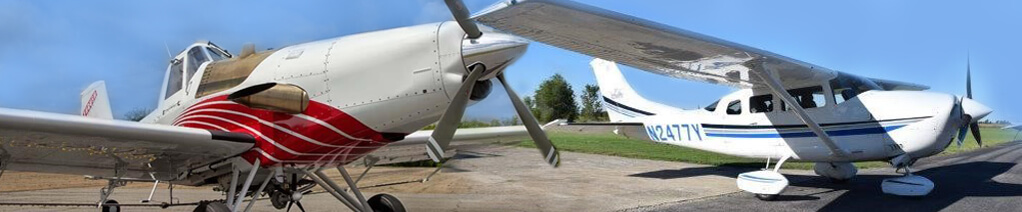 Cessna, Piston, Turbine, and additional aircraft inventory